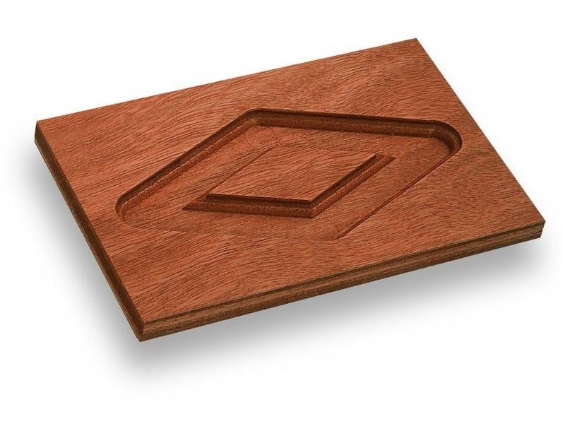 Wooden door panel Laridoor® - BELLOTTI