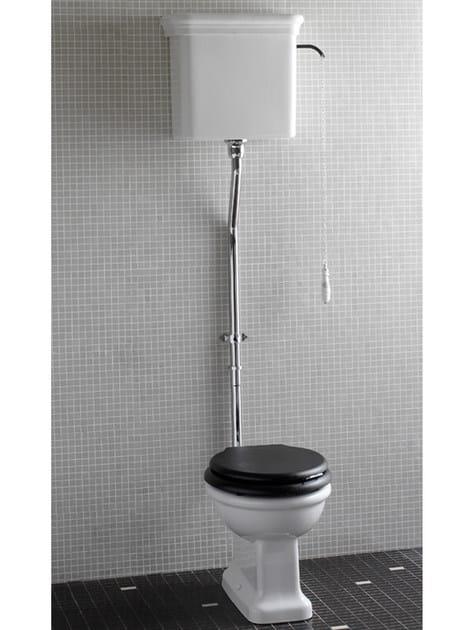 Wc in ceramica con cassetta esterna etoile wc devon devon - Bagno devon e devon ...