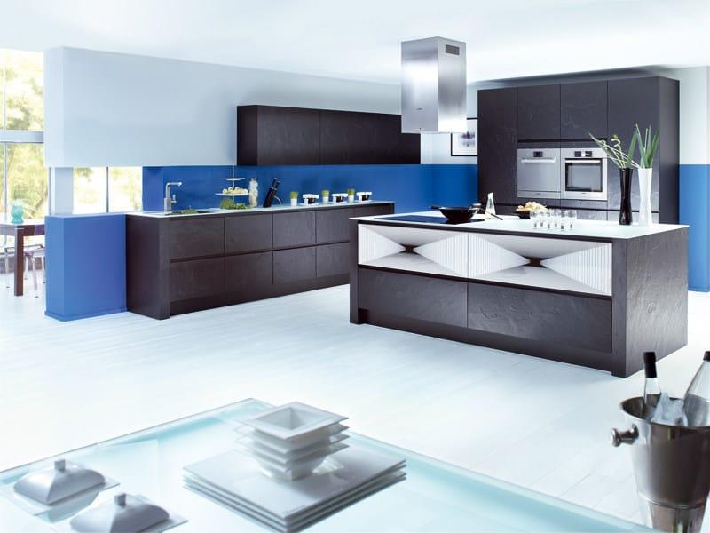 kitchen with island gl 7375 p2 ritzenhoff collection by ballerina k chen h e ellersiek. Black Bedroom Furniture Sets. Home Design Ideas