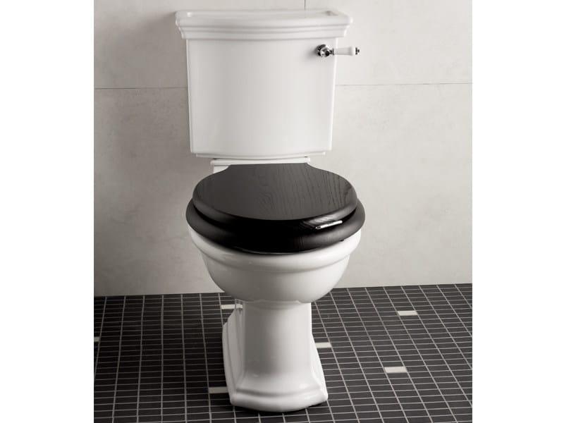 Close coupled ceramic toilet NEW ETOILE | Close coupled toilet - Devon&Devon