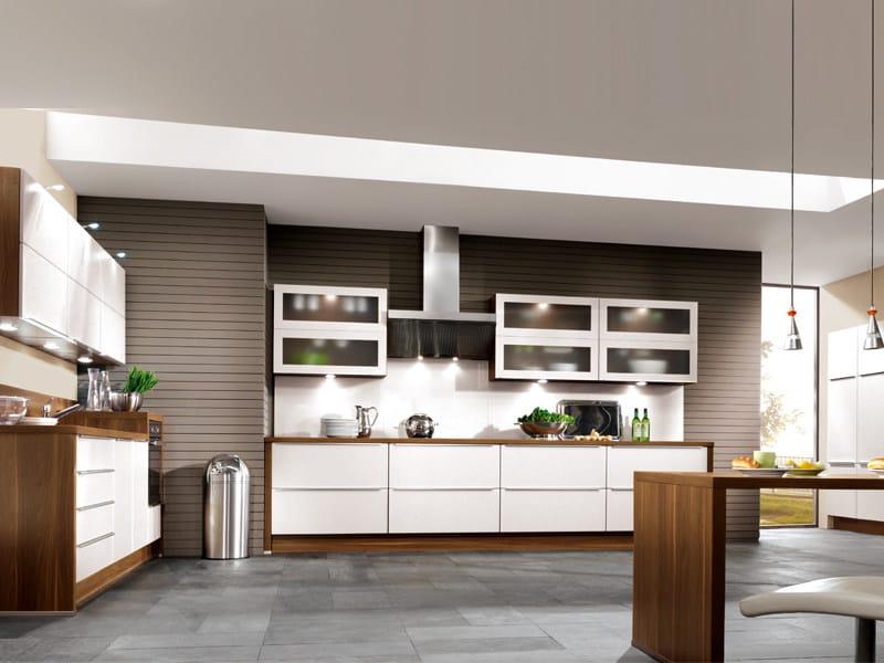 Lacquered kitchen FEEL 810 - Nobilia-Werke