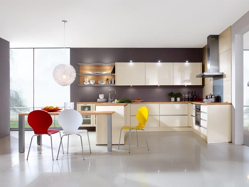 Lacquered kitchen PRIMO 702 - Nobilia-Werke