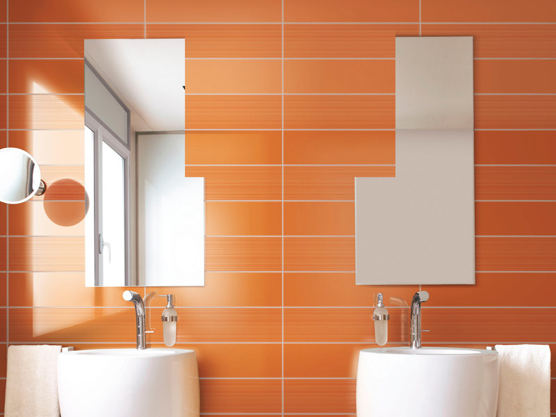 Float glass wall tiles BAMBOO - CERAMICA VOGUE