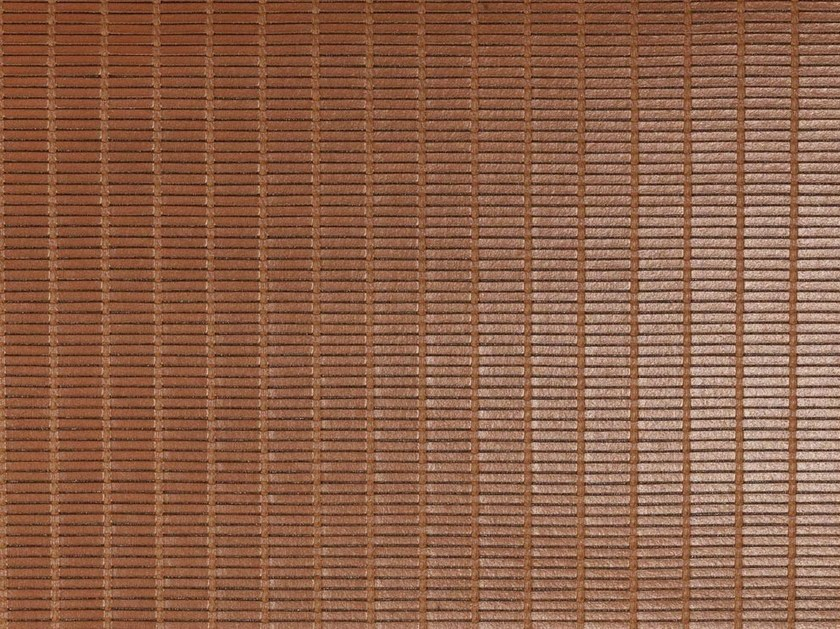 Solid-color synthetic fibre upholstery fabric PETIT BARRE - Dedar