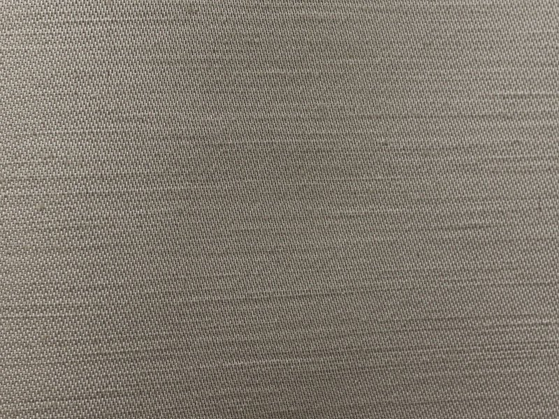 Solid-color reversible fabric DOPPIORASO by Dedar