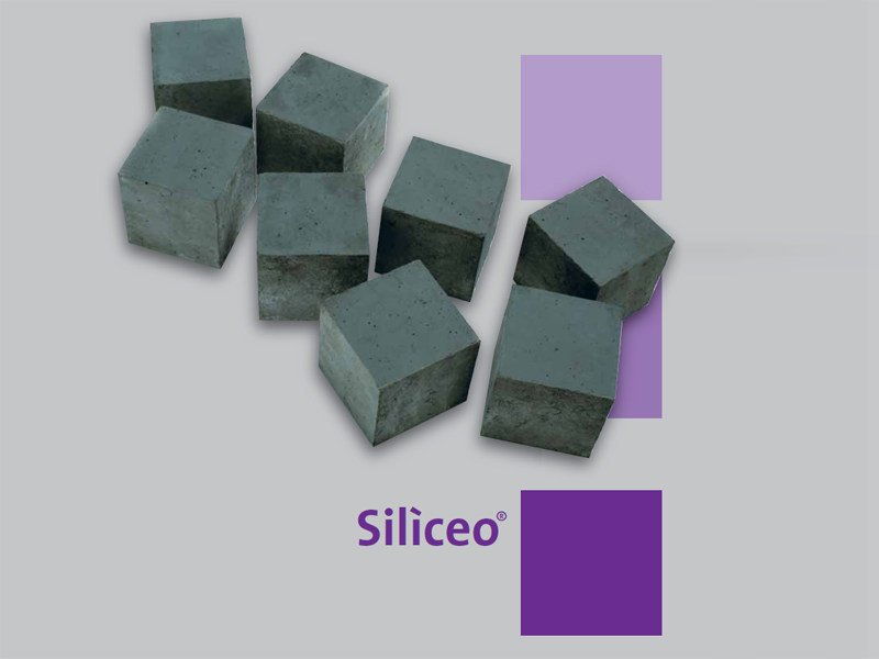 Pre-mixed structural concrete Silìceo® by Holcim-italia