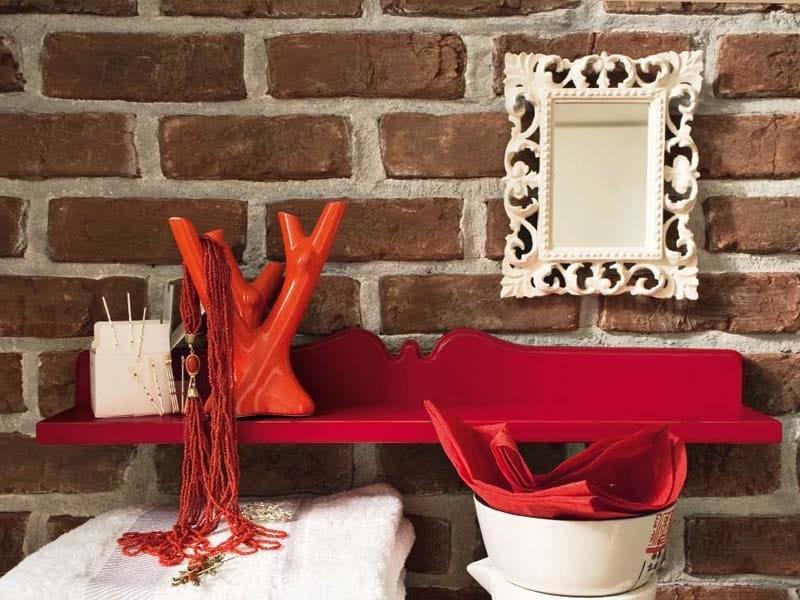 Bathroom wall shelf YORK | Bathroom wall shelf - Cerasa