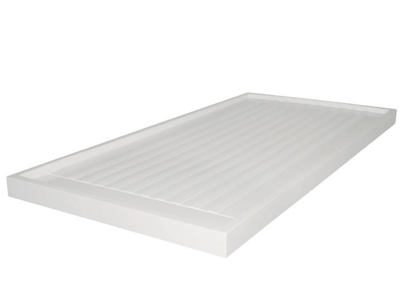 Custom Pietraluce® shower tray UNIVERSAL by Technova