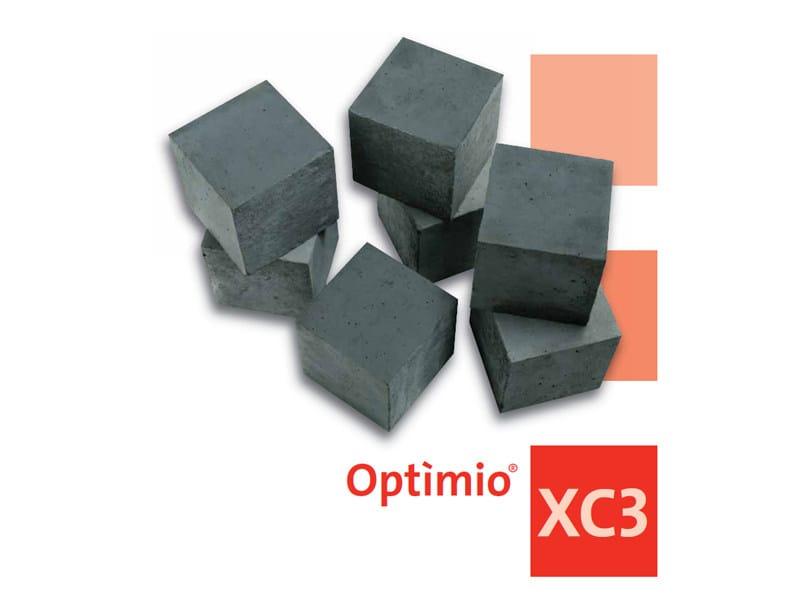 Pre-mixed structural concrete Optìmio® XC3 - Holcim (Italia)