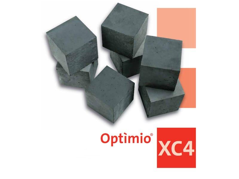 Pre-mixed structural concrete Optìmio® XC4 - Holcim (Italia)