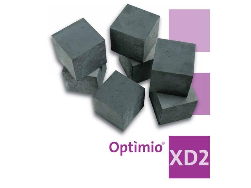 Pre-mixed structural concrete Optìmio® XD2 - Holcim (Italia)