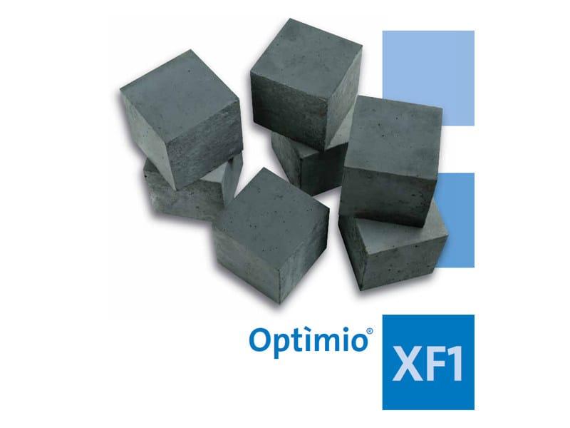 Pre-mixed structural concrete Optìmio® XF1 - Holcim (Italia)