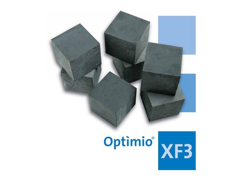 Pre-mixed structural concrete Optìmio® XF3 - Holcim (Italia)