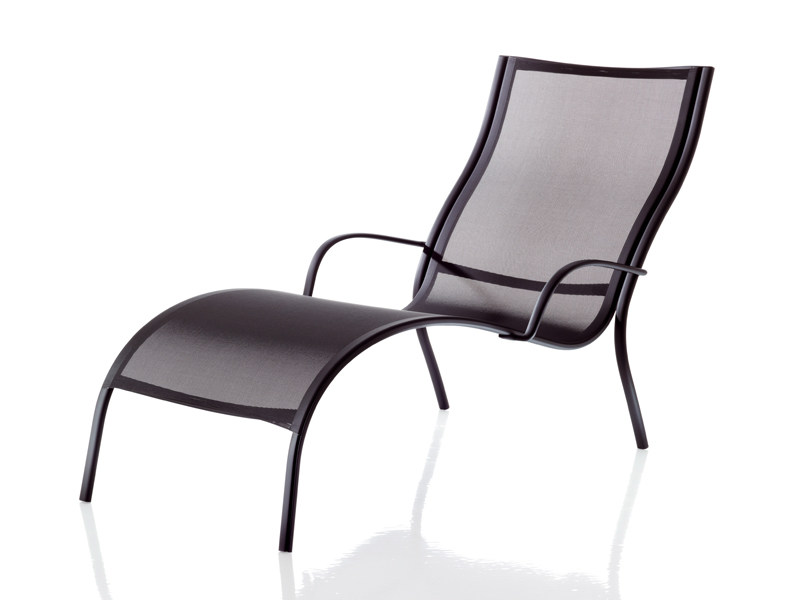 Polyester fibre lounge chair PASO DOBLE | Lounge chair - Magis