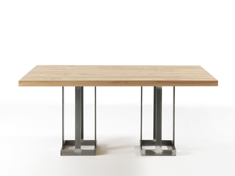 Wooden table ZOE | Table - Riva 1920