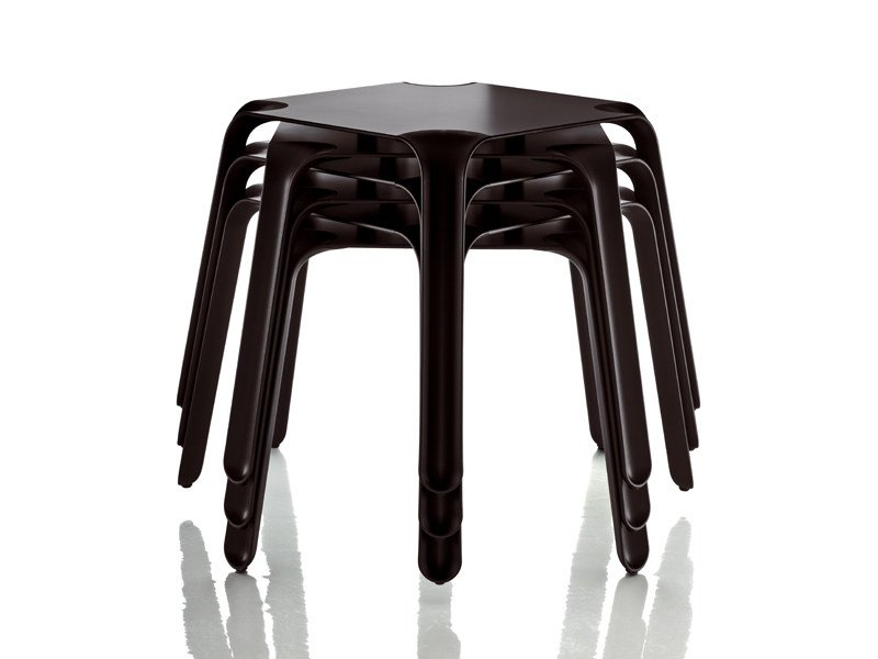Square HPL table EASY TABLE by Magis