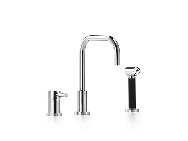 Kitchen tap with spray 32 800 625 | Kitchen mixer tap with spray - Dornbracht