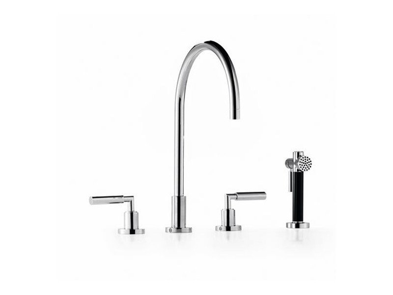 Kitchen tap with spray 20 712 882 | Kitchen tap with spray - Dornbracht
