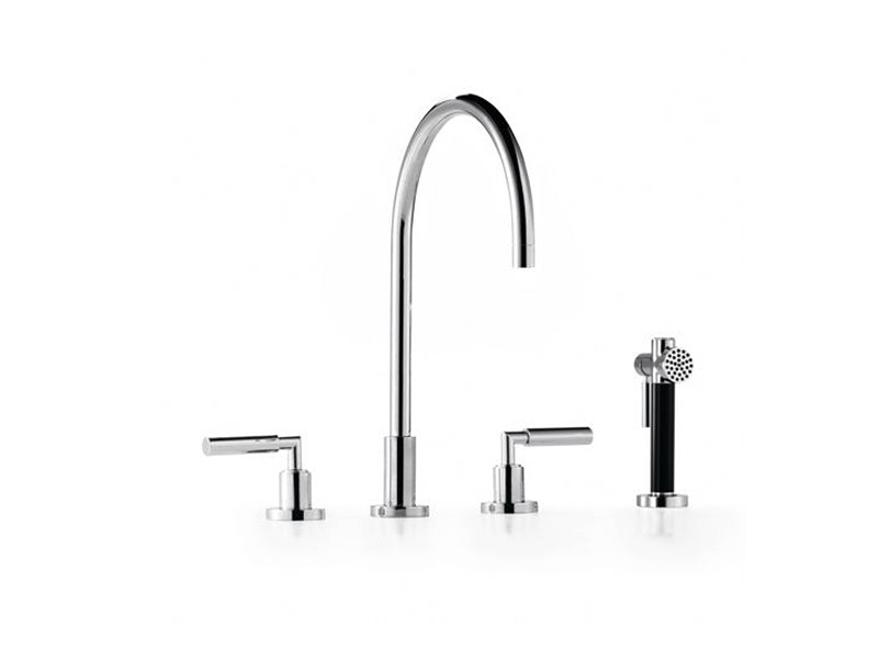Kitchen tap with spray 20 815 882 | Kitchen tap with spray - Dornbracht