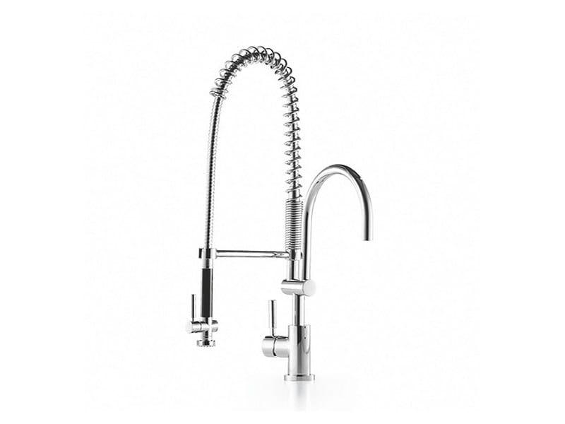 Kitchen tap with spray 33 880 889 | Kitchen mixer tap - Dornbracht