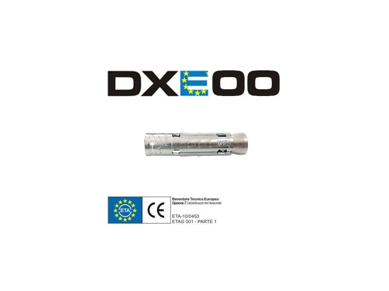 Galvanized steel Bush DXE00 - TECFI