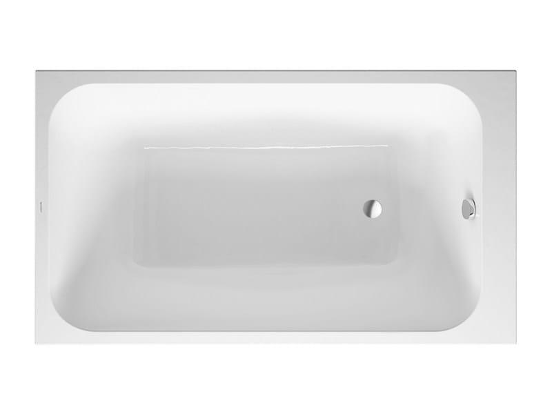 Durastyle vasca da bagno centro stanza by duravit design - Vasca da bagno duravit ...