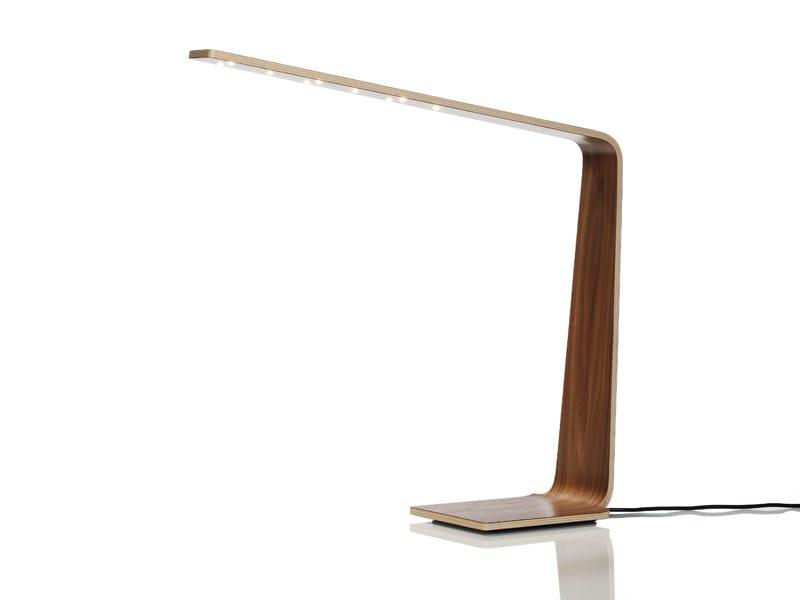 LAMPADA DA TAVOLO A LED LED4 COLLEZIONE LED BY TUNTO DESIGN  DESIGN MIKKO KÄRKKÄINEN