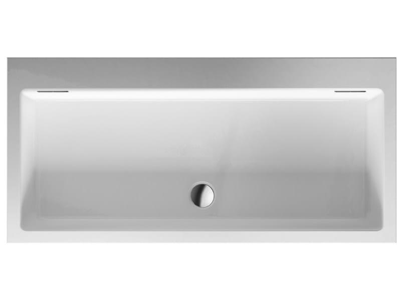 Vasca da bagno rettangolare in acrilico da incasso - Vasca da bagno incasso ...