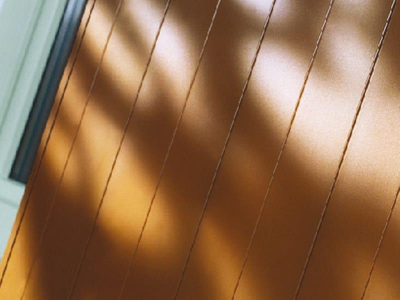 Scuri in alluminio scuro rustico collezione sistemi for Uniform alluminio