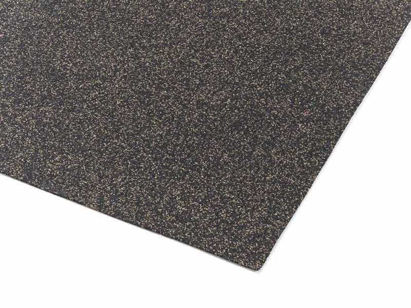 Rubber sound insulation felt SYLWOOD by ISOLGOMMA