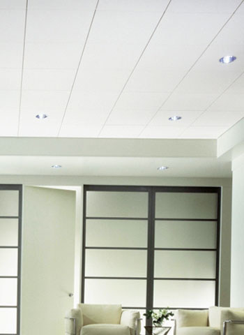 Mineral fibre ceiling tiles ULTIMA VECTOR - ARMSTRONG Building Products