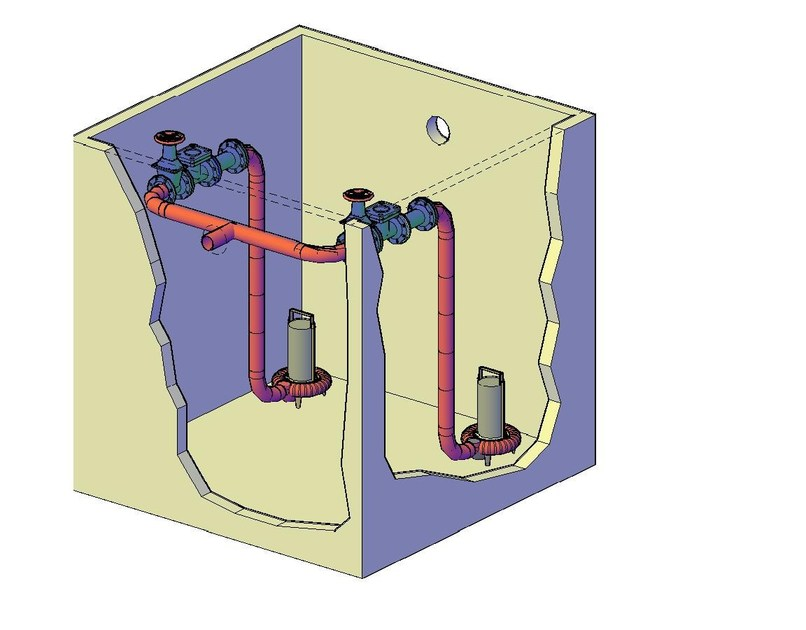 Treatment and purification equipment Impianti di sollevamento by F.LLI ABAGNALE