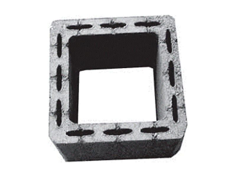 Concrete flue Concrete flue by F.LLI ABAGNALE