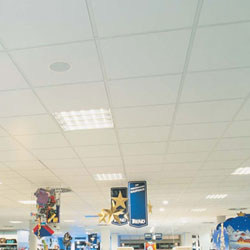 Mineral fibre ceiling tiles PLAIN by Armstrong