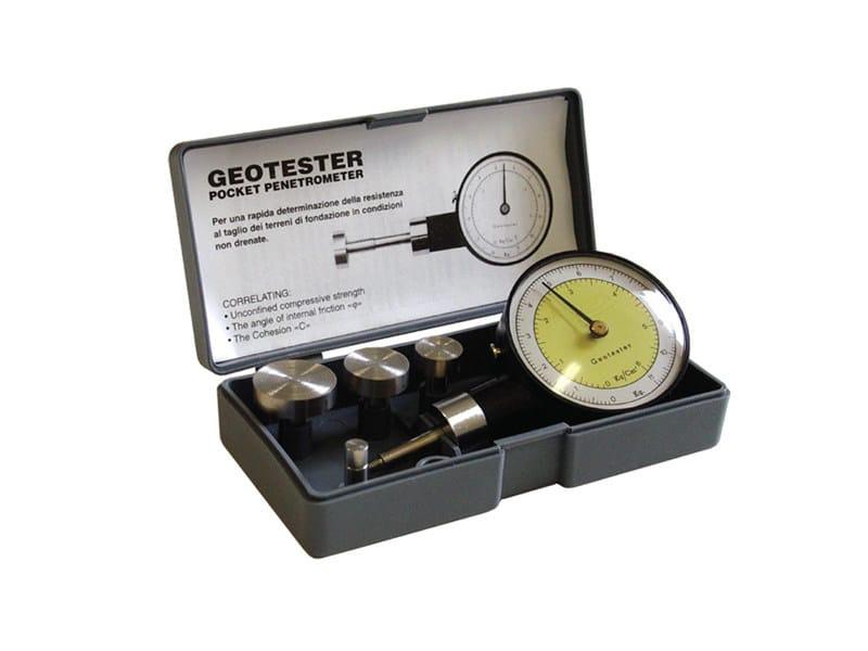 Penetrometer GEOTESTER - NOVATEST