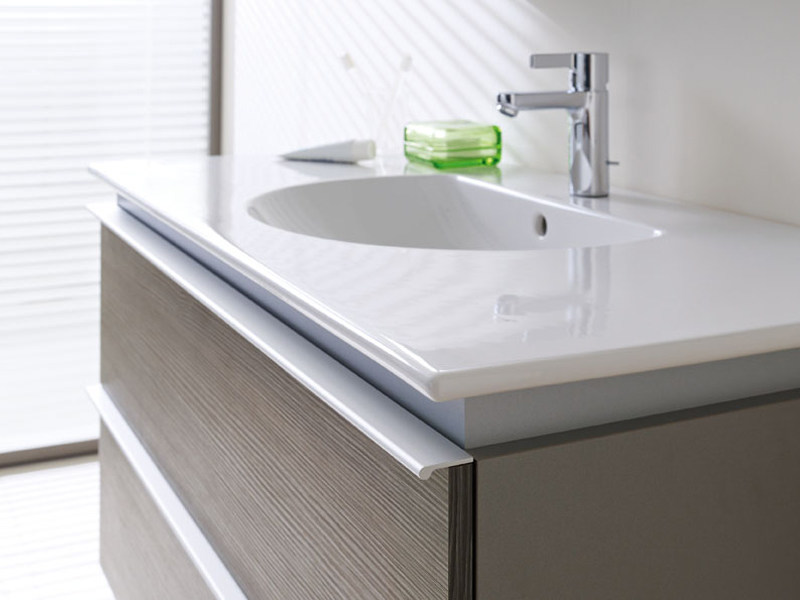 Wall-mounted vanity unit with drawers DARLING NEW | Vanity unit - DURAVIT