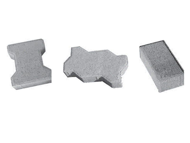 Cement paving block Paving block - F.LLI ABAGNALE