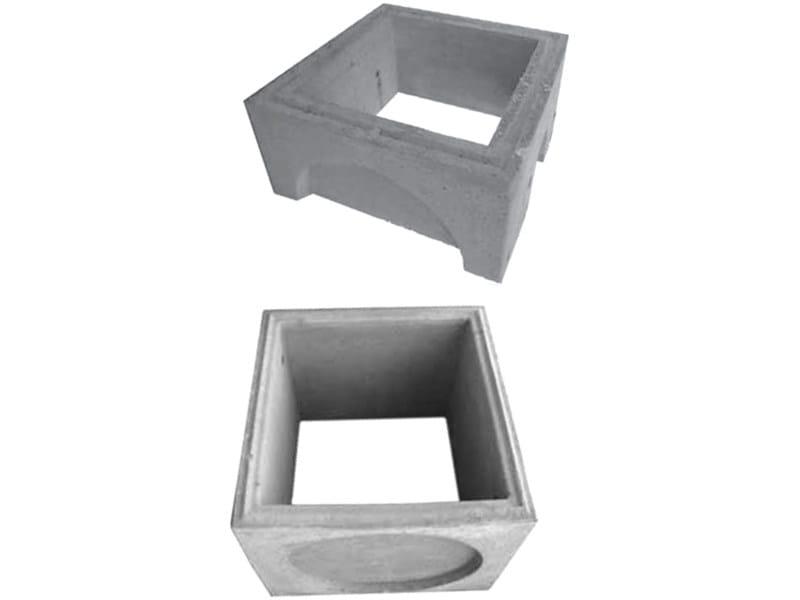 Pit for drainage system Pit for drainage system - F.LLI ABAGNALE