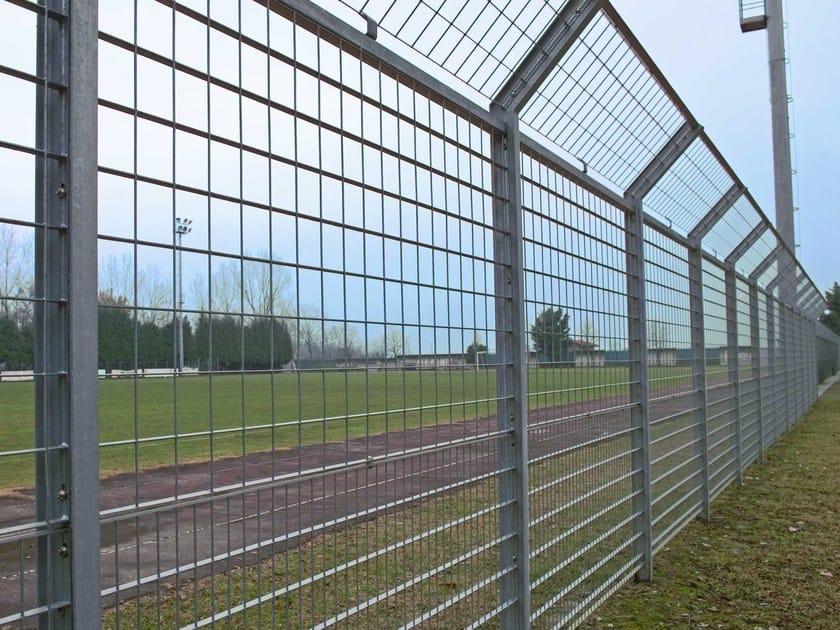 Recinzione in rete elettrosaldata STADION® - NUOVA DEFIM