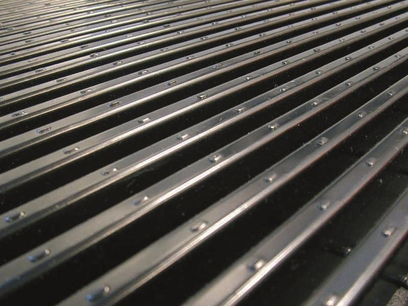 Electro-welded grating BARROTTO ANTIQUUM® by NUOVA DEFIM