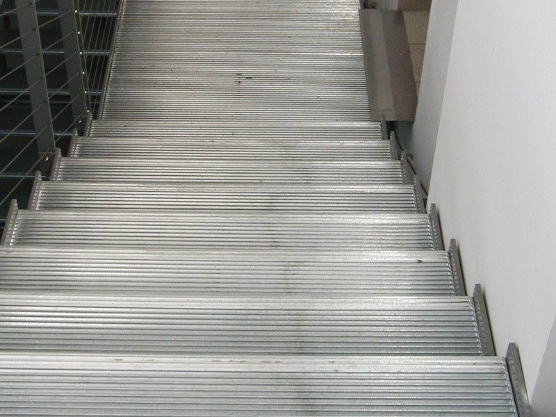 Antivertigo® grating steps NO PANIC® by NUOVA DEFIM