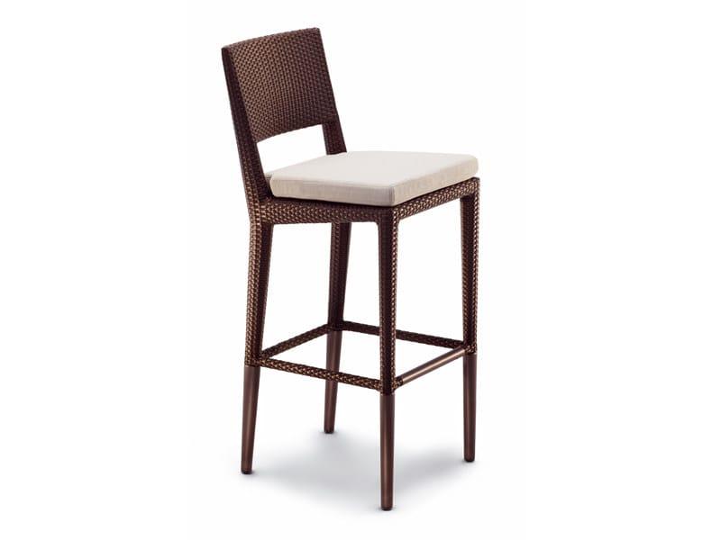 Garden stool TRIBECA | Garden stool - Dedon