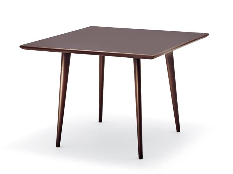 Square garden table TRIBECA   Square table - Dedon