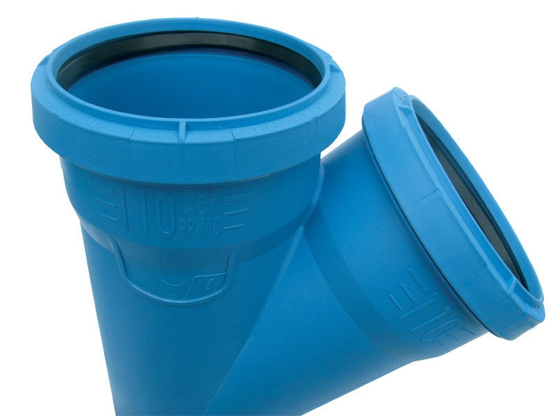 Drainage pipe DBLUE - Nicoll by REDI