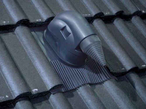 Accessory for solar heating system VENDUCT® - KLÖBER ITALIA