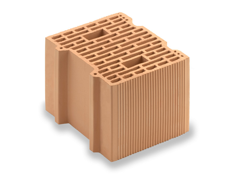 Thermal insulating clay block Porotherm BIO 30-25/19 - WIENERBERGER