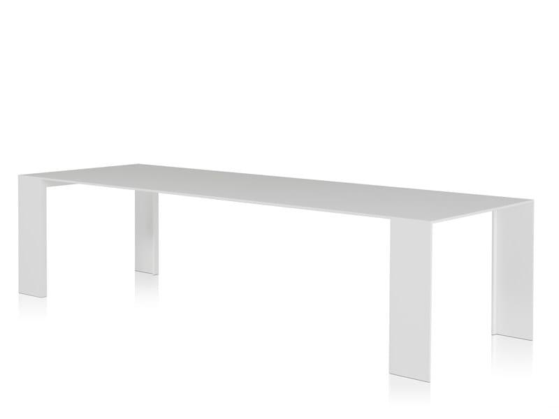 Metal table METALLICO - Porro