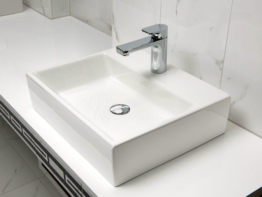 lavabo da appoggio memento lavabo villeroy boch. Black Bedroom Furniture Sets. Home Design Ideas