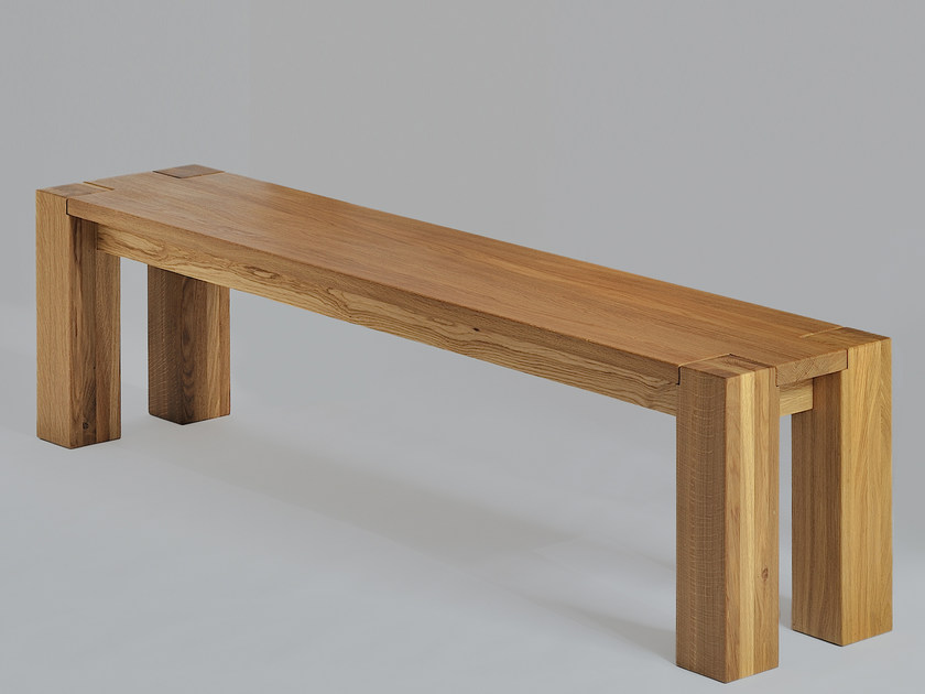 Solid wood bench TAURUS | Bench - vitamin design