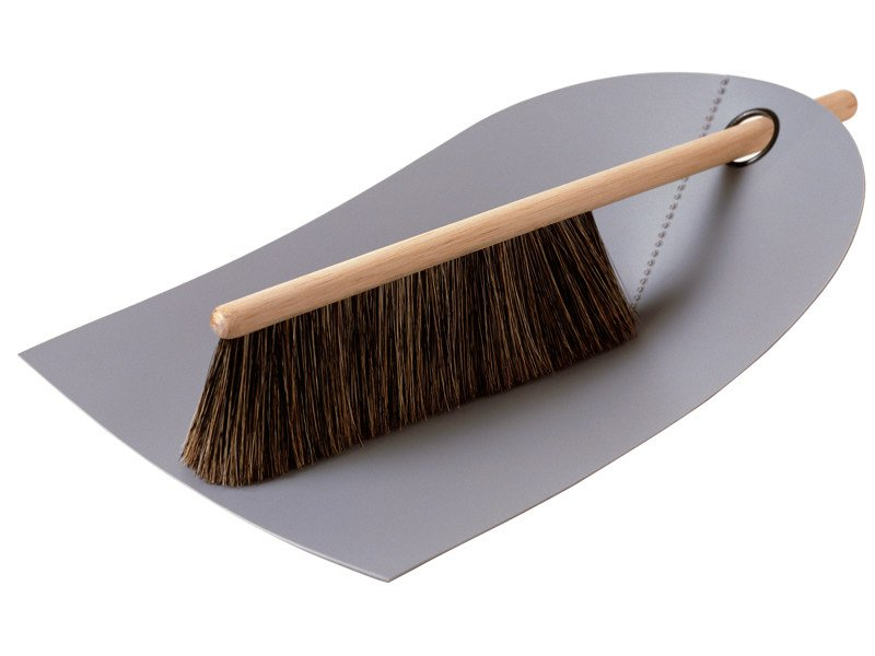 dustpan and broom dustpan broom by normann copenhagen design ole jensen. Black Bedroom Furniture Sets. Home Design Ideas